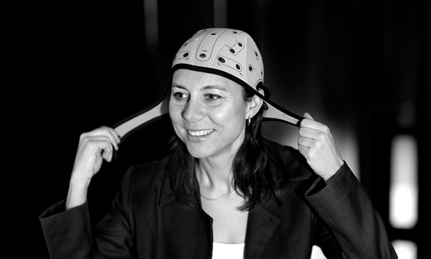 Neuroelectrics founder Ana Maiques . Photograph: Handout