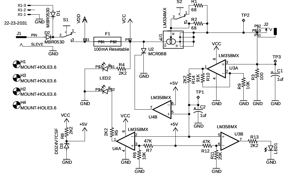 tdcs controller step 4 – redesign
